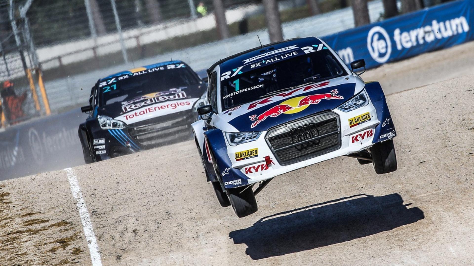 Ferratum World RX of Riga-Latvia 2   2021: World RX Final