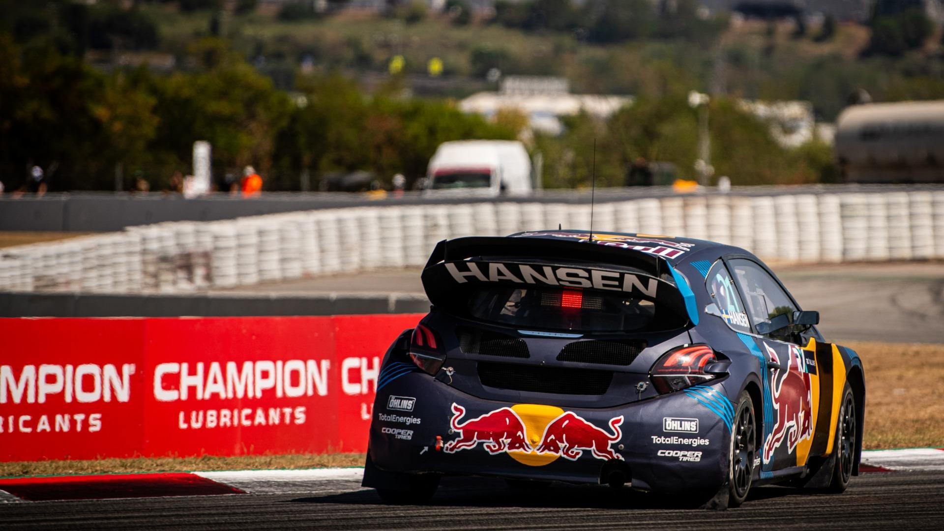 World RX of Catalunya 2021: World RX Semi Final