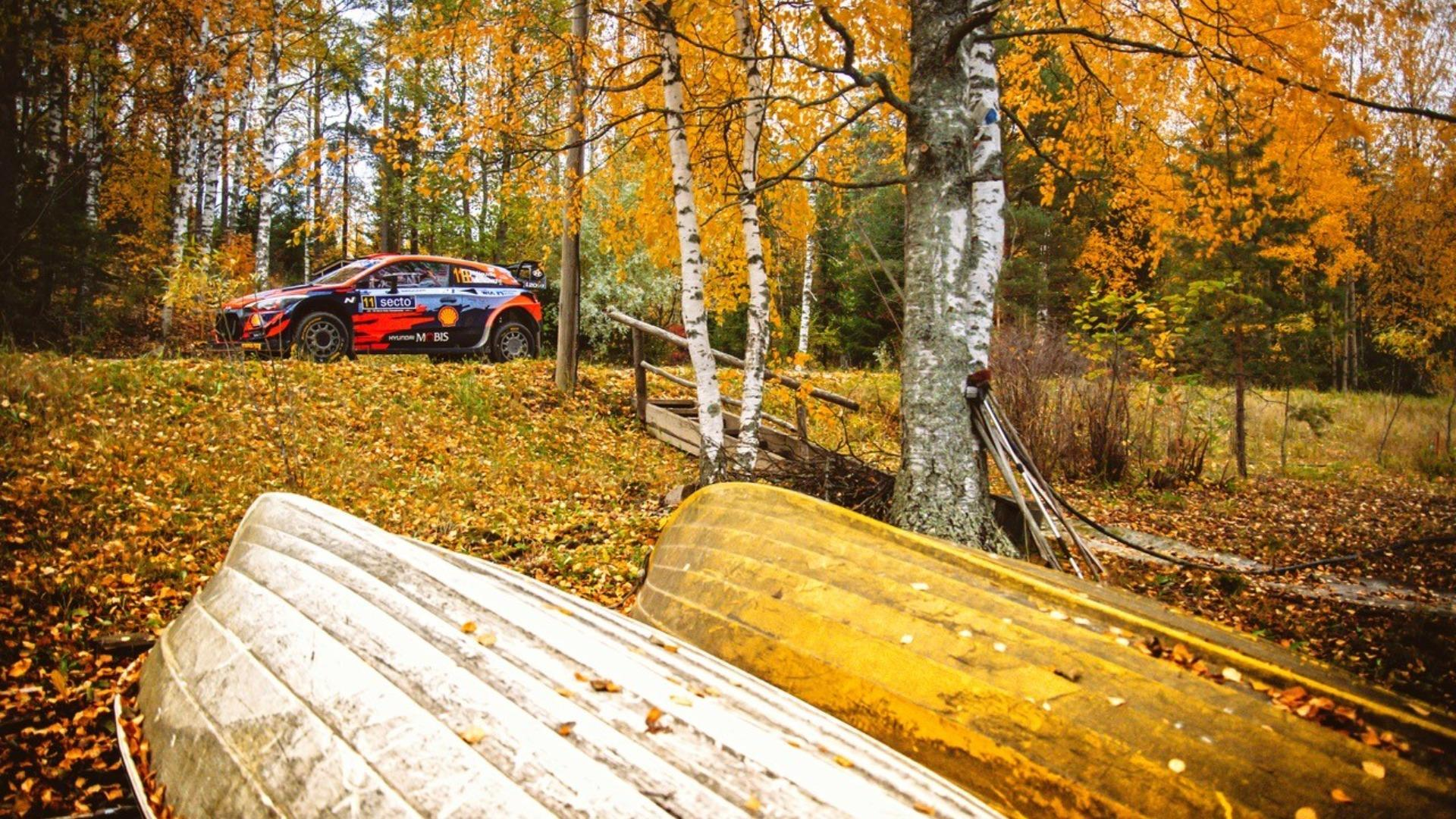 Secto Automotive Rally Finland 2021: Saturday Highlights