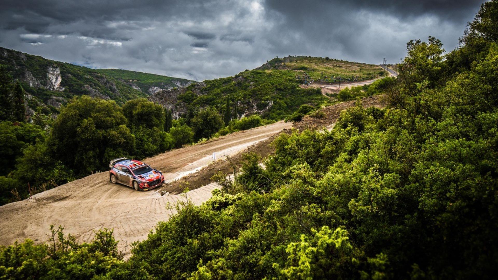Rally Acropolis WRC