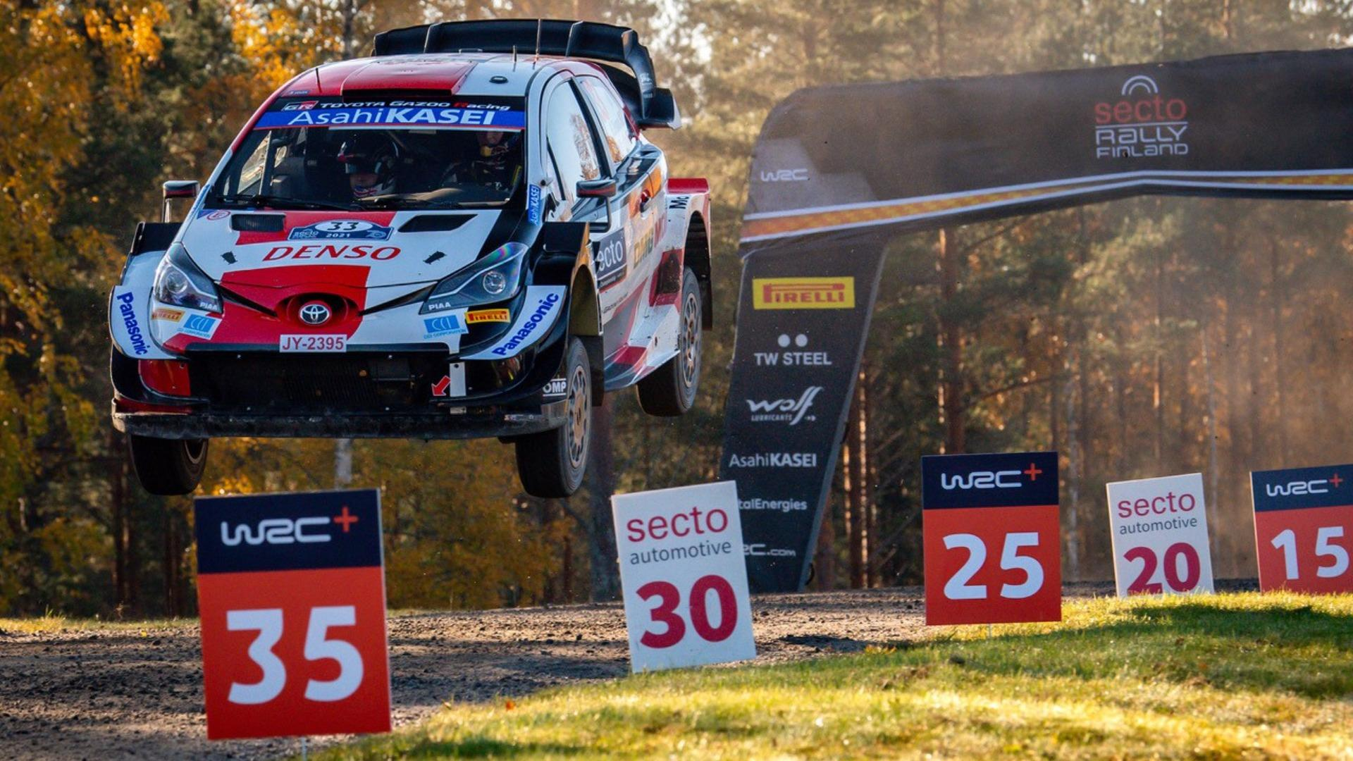 Secto Automotive Rally Finland 2021: Event Highlights