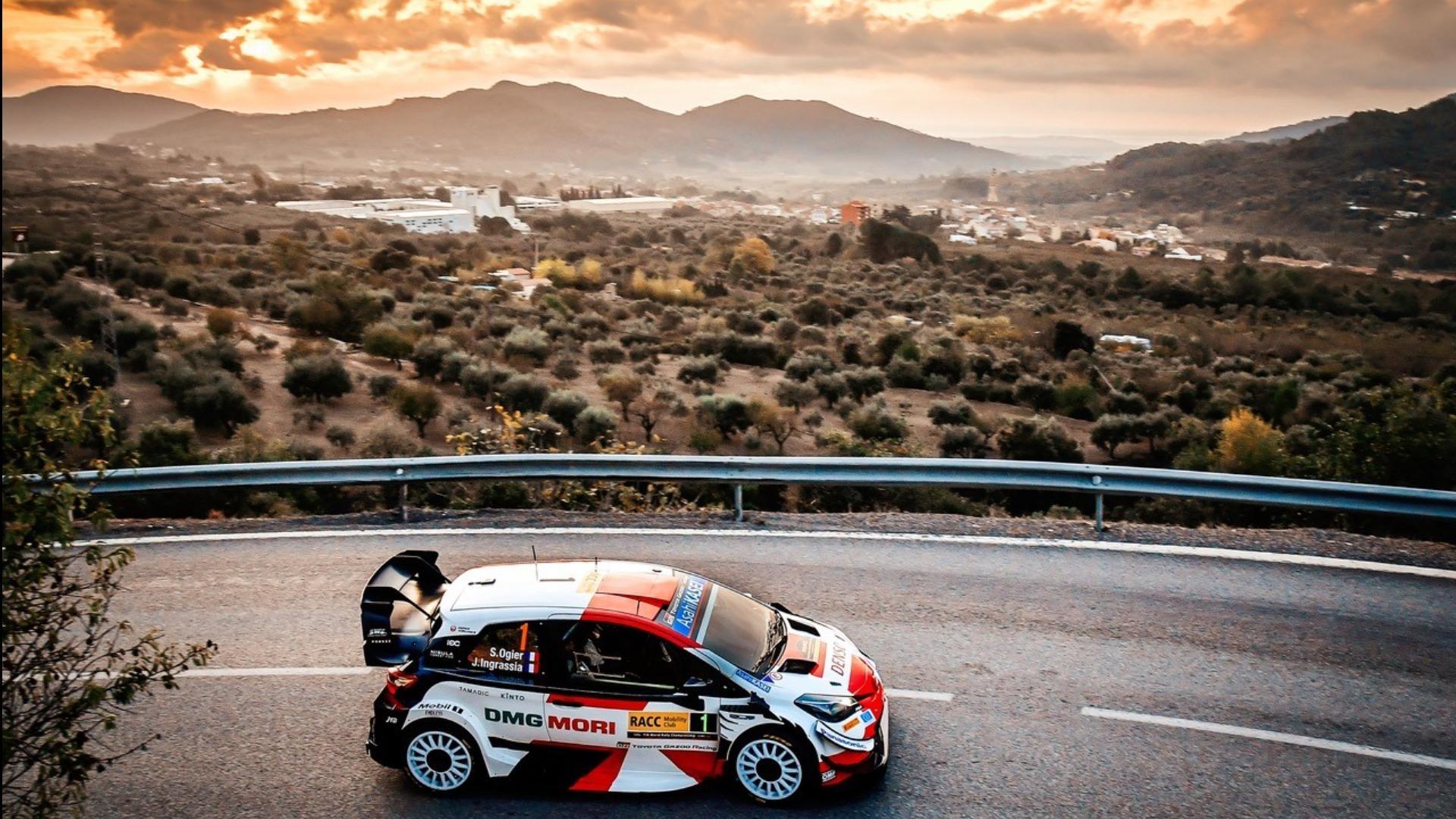 RallyRACC Catalunya - Rally de España 2021: Friday Highlights