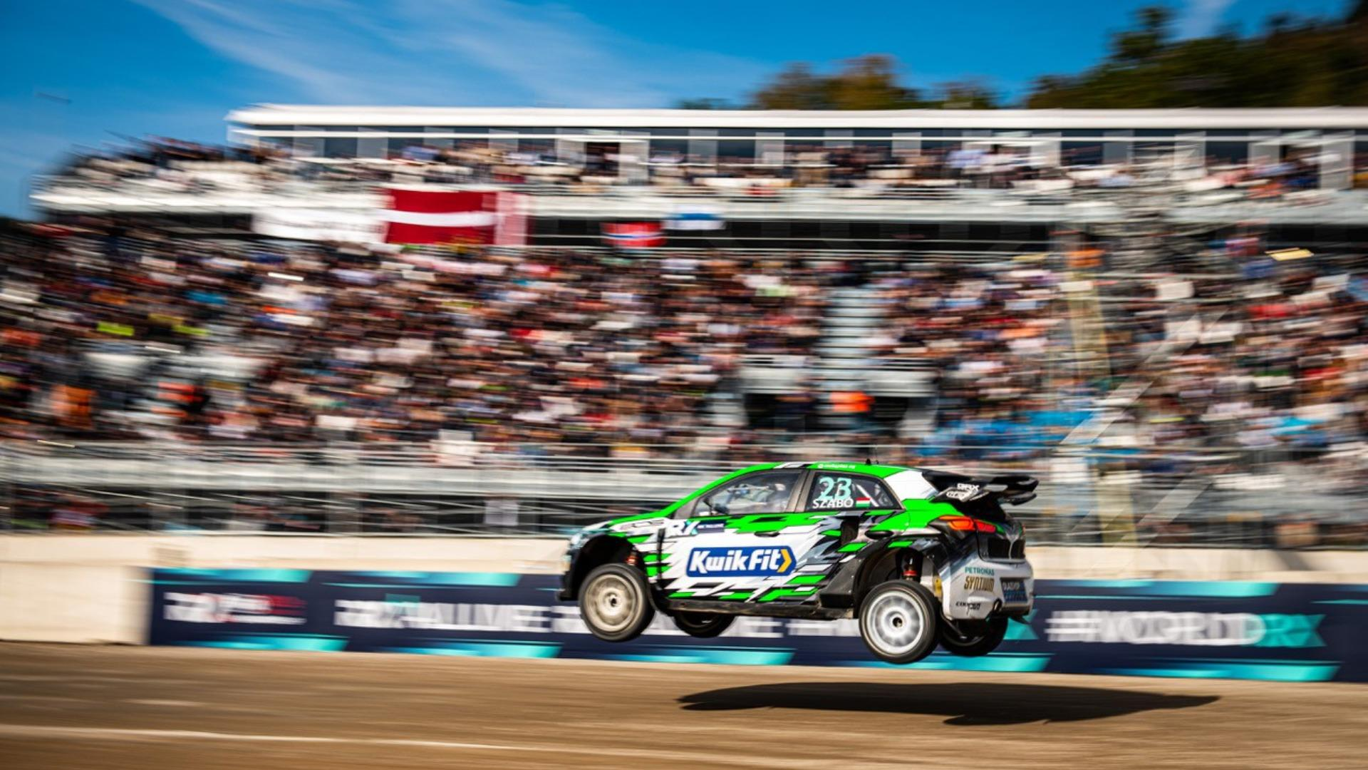 Spa World RX of Benelux 2021: World RX Final
