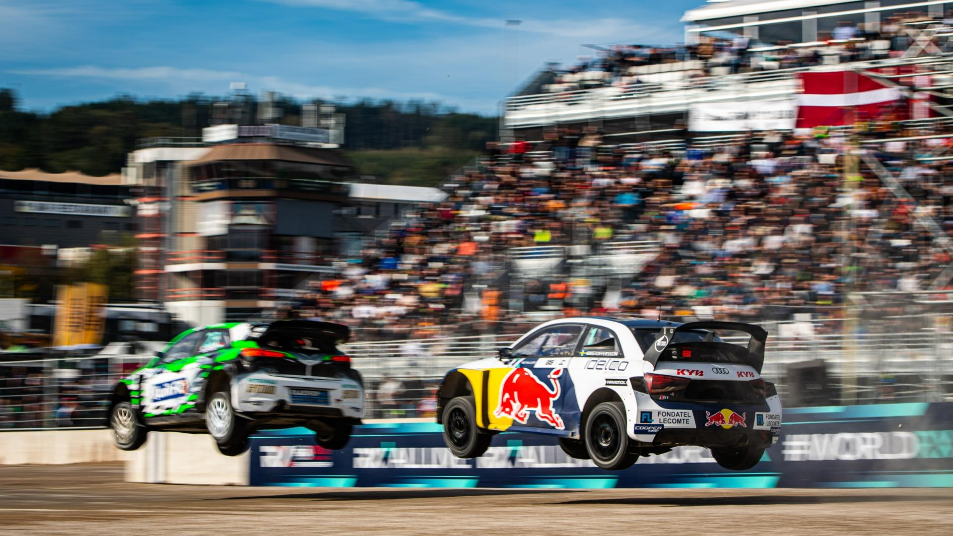 Winner Clip: Benelux World RX of Spa-Francorchamps 2021