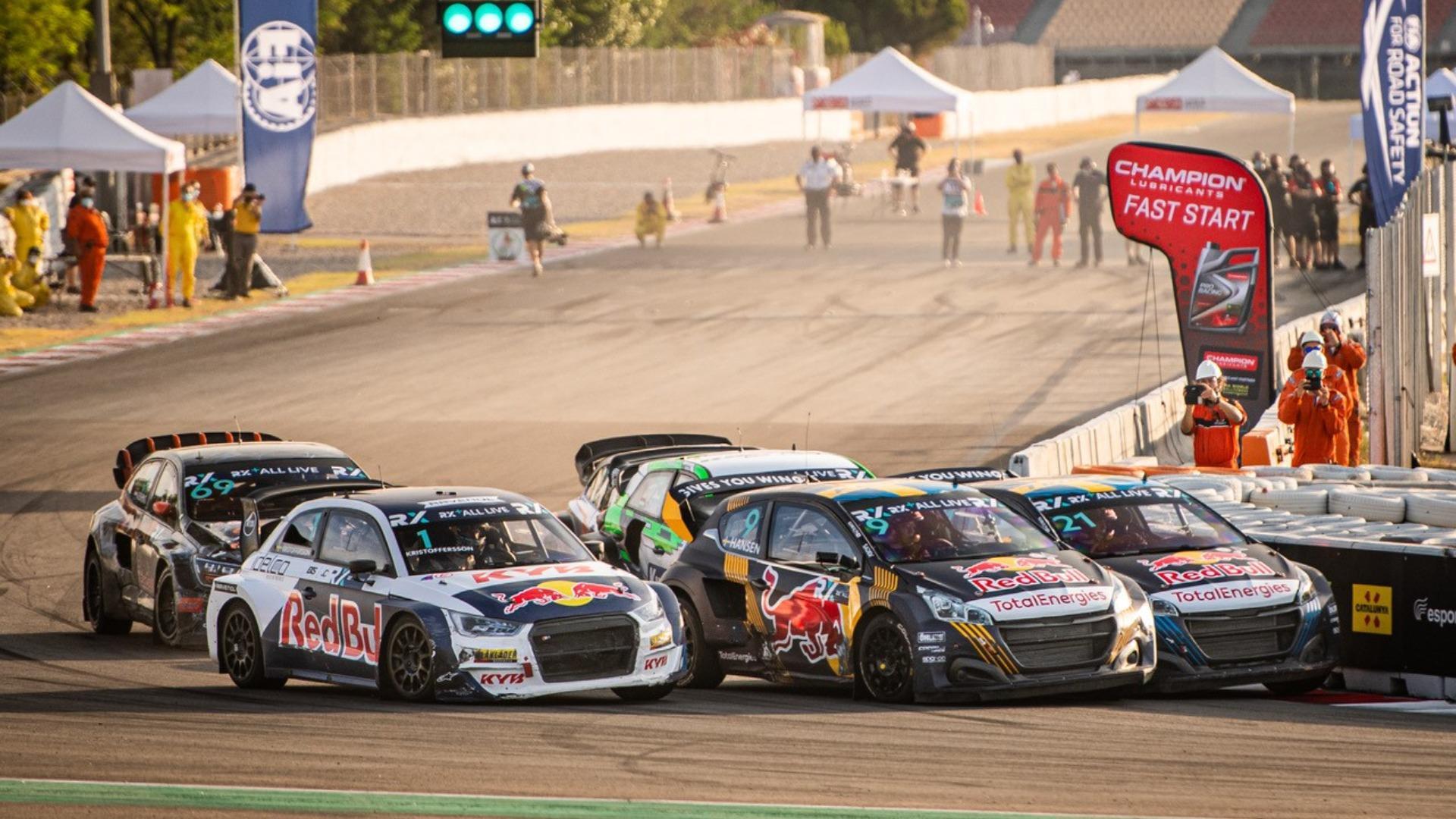 World RX of Catalunya 2021: World RX Final