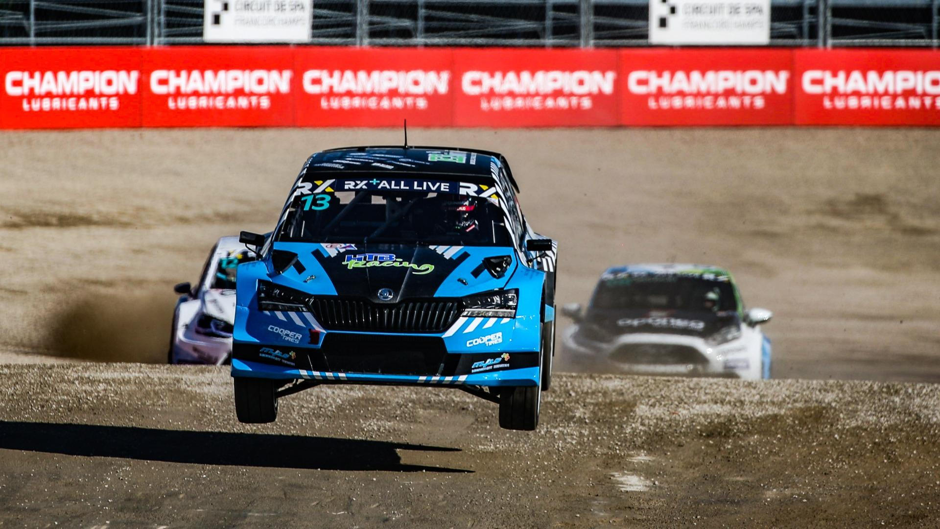 EURO RX1 FULL FINAL: Benelux World RX of Spa-Francorchamps 2021