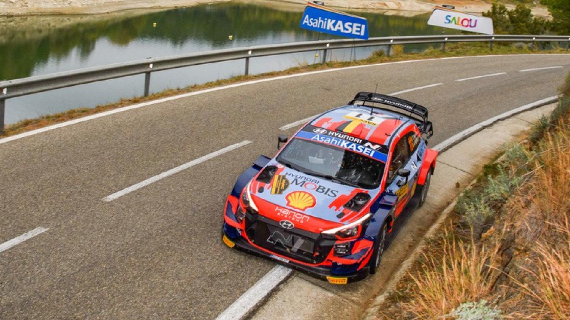 RallyRACC Catalunya - Rally de España 2021: Re-Live SS17 Riudecanyes 2 Wolf PS
