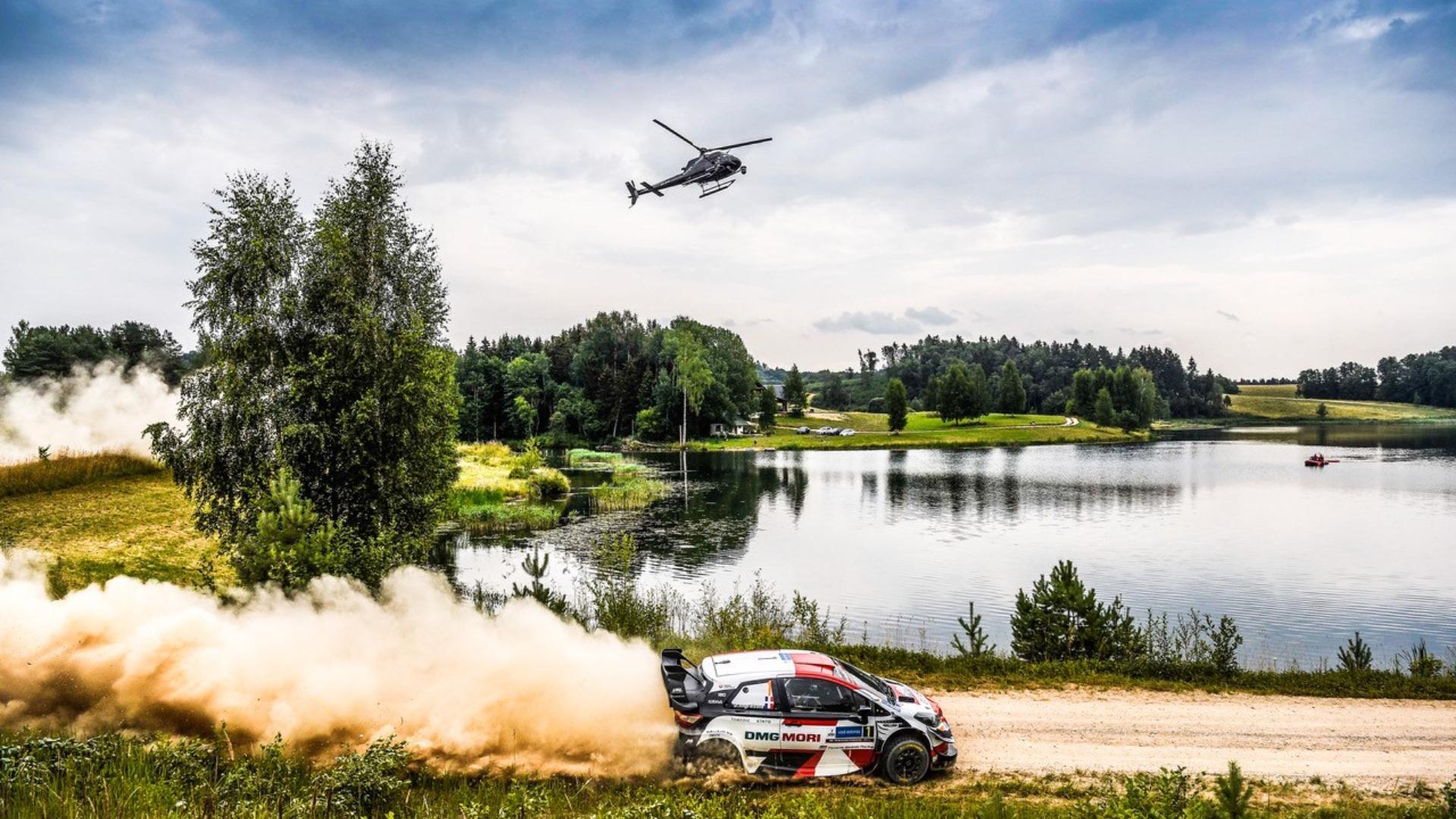 Rally Estonia 2021: Event Highlights